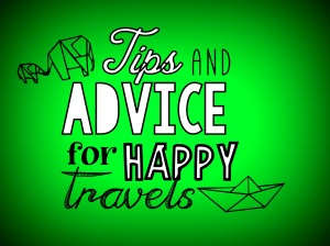 Tips for Happy Travels