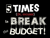 11. 5 Budget