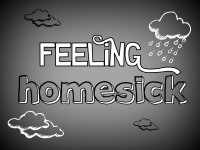 18. Feeling homesick