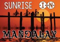 20. Sunrise in Mandalay