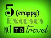 23. 5 Crappy Excuses